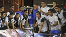 Copa Inter Universitaria Speed Stick: Toca y Pasa-Los Amigos de Moche en semifinales