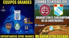 Los equipos peruanos son víctima de memes tras el sorteo de la Copa Libertadores