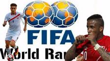 Selección Peruana cerró el año en el puesto 11 del ranking FIFA