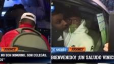 YouTube | Así confundió Vinicius Junior a la prensa en su llegada a Madrid