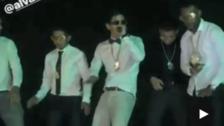 El ingenioso baile de Edison Flores y Carlos Cáceda en la boda de Benincasa