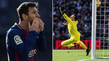 Así fue el gol de Messi que lo convierte en el máximo goleador del 2017
