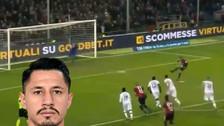 YouTube | Gianluca Lapadula anotó de penal y le dio el triunfo al Génova