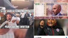 Los memes que dejó la polémica de Sampaoli contra un policía