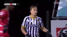 Las mejores jugadas de Cristian Benavente en la goleada del Sporting Charleroi