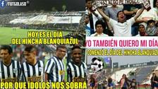 Alianza Lima protagonizó los memes por celebrar el Día del Hincha Blanquiazul
