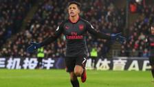 YouTube | Alexis Sánchez se lució con doblete en el triunfo del Arsenal