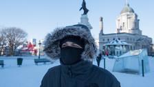 Fotos | Ola de frío extremo sin precedentes azota a Canadá y al norte de EE.UU.
