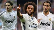11 fichajes 'bomba' que hizo el Real Madrid en enero durante el siglo XXI
