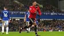 El primer golazo del 2018: la gran definición de Lingard ante Everton