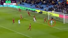 YouTube | Sterling anotó el gol más rápido de la temporada en la Premier