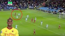 YouTube | La gran jugada de André Carrillo en el gol del Watford al City