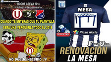 Los mejores memes por la temporada de fichajes en el fútbol peruano