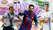 Cristiano Ronaldo no aparece en el once más valioso del mundo