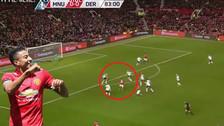 El golazo de Lingard en la victoria de Manchester United por la Copa FA