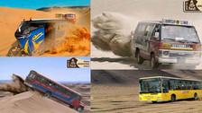 El Rally Dakar volvió a Perú y explotaron los memes en Facebook