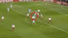 YouTube | El gran taco de Gundogan que terminó en gol de Agüero