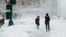 Fotos | El frío ártico sigue congelando el este de EE.UU. y Canadá