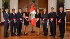 Estos son los nuevos ministros que integrarán el 'gabinete de reconciliación'