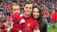 Esposa de Coutinho envió emotivo mensaje a los hinchas del Liverpool