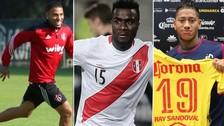 Conoce a los 13 peruanos que jugarán el Clausura 2018 de la Liga MX