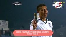 YouTube | Así definió Paolo Hurtado en la derrota del Vitória Guimaraes