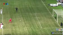 YouTube | Mira el blooper en copa asiática tras fallido penal a lo 'Panenka'