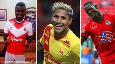 El once ideal de los peruanos que juegan en la Liga MX