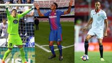 Con Yerry Mina: los 10 jugadores más altos de la liga española