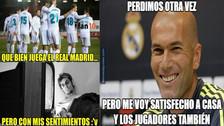 Real Madrid es víctima de memes tras perder contra el Villarreal