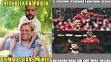 Manchester City es víctima de memes tras tener su primera derrota de la temporada
