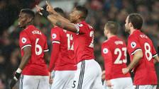 Antonio Valencia y el 'bombazo' que acabó en gol ante Stoke City