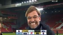 La grosería de Jurgen Klopp para demostrar su asombro tras derrotar al City