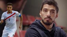 Luis Suárez recordó a Paolo Guerrero en entrevista con Gerard Piqué