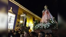 Trujillo vive la fiesta de la devoción a tres días de la visita papal