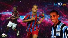Estos son los 8 equipos donde Ronaldinho lució su fútbol