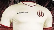 Universitario de Deportes presentó la camiseta que usará en la temporada 2018