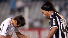 Instagram: Neymar envió un emotivo mensaje a Ronaldinho