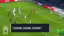 YouTube | Los hinchas de PSG silbaron a Neymar por no ceder un penal a Cavani