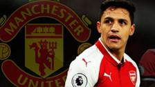 La prueba de que Alexis Sánchez llegaría al Manchester United