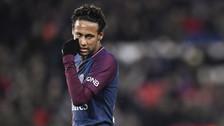 El osado look de Neymar durante la Semana de la Moda Masculina en París