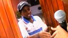 El video inédito de Jefferson Farfán con camiseta de la 'U' Católica