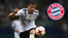 Goretzka fichó por Bayern Munich y se olvida de Barcelona