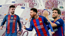 Lionel Messi: las 10 cláusulas más caras de los jugadores de Barcelona