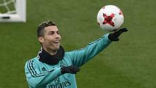 En menos de un día se agotan las zapatillas de Cristiano Ronaldo
