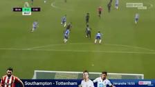 YouTube | Golazo de Chelsea: doble asistencia de taco y gran definición de Willian