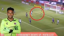 YouTube | La gran tapada de Pedro Gallese que evitó el gol del Puebla