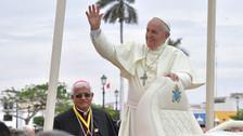 Las 10 mejores frases que dejó el papa Francisco en sus discursos en Trujillo
