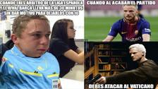 Barcelona es protagonista de los memes tras golear al Real Betis