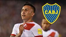 Video | El día que Christian Cueva contó que quería jugar por Boca Juniors